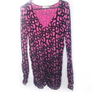 Calvin Klein vibrant long sleeve shirt